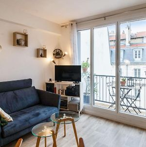 Cosy And Bright Studio With Balcony Nearby Montparnasse In Paris - Welkeys photos Exterior