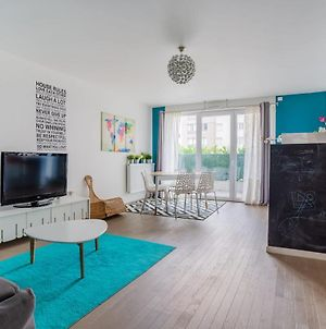 Large 2Br With Parking And Terrace In Nanterre Nearby La Defense - Welkeys photos Exterior