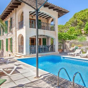 Beautiful Villa With Private Pool Located Within Valldemossa photos Exterior