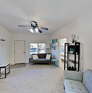 Walkable Galveston Corridor Gem With Home Office Home photos Exterior