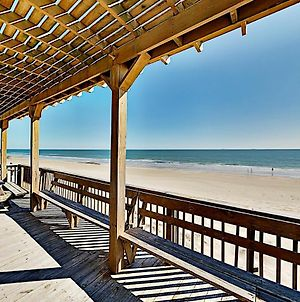 Beachfront Driftwood Dunes With Private Walkway Home photos Exterior