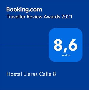 Hostal Lleras Calle 8 photos Exterior