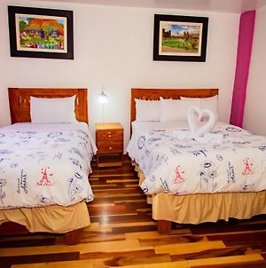 Room In Lodge - Hotel Overlooking The Mountains With Two Terraces - Double Room 10 photos Exterior
