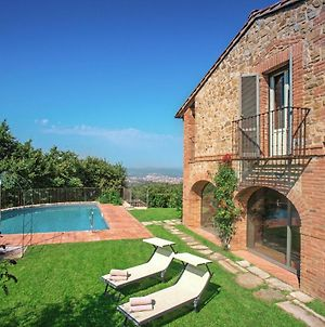 Picturesque Villa In Arezzo With Swimming Pool photos Exterior