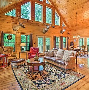 Secluded Modern Cabin, About 25 Mi To Bentonville! photos Exterior