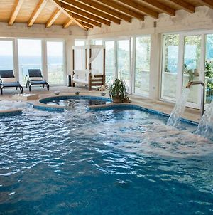 Villa Dubrovnik Platinum A Beautiful 5 Bedroom Villa Sea Views Gym Sauna Indoor Pool photos Exterior