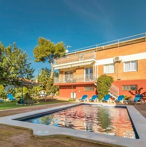 Stunning Home In Cubelles With Outdoor Swimming Pool, Wifi And 5 Bedrooms photos Exterior