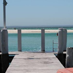 By The Sea Waterfront Huskisson Jervis Bay With Private Jetty & Garden photos Exterior