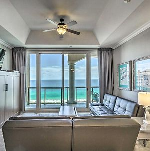 Pensacola Bch Penthouse With View And Pool Access! photos Exterior