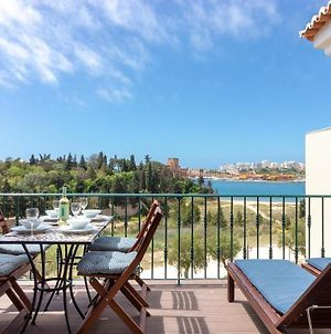 Front Line Townhouse N 9 In Ferragudo Sea Views photos Exterior