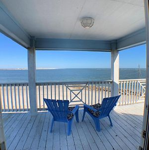 Annie By The Sea - Direct Oceanfront Views From Multi-Tiered Deck! photos Exterior