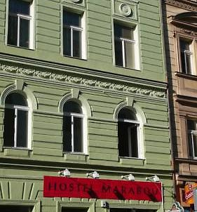 Hostel Marabou Prague photos Exterior