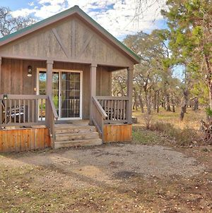 The Ranch At Wimberley - Dance Hall Cabin #1 photos Exterior