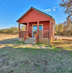 The Ranch At Wimberley - Cowgirl And Cowboy Cabin #4 photos Exterior
