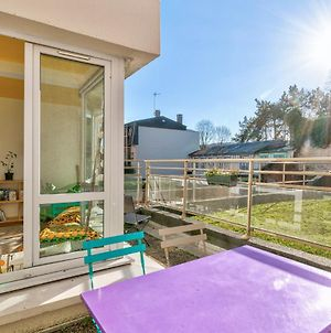 Charming And Calm 2Br W Balcony At The Heart Of Rouen - Welkeys photos Exterior