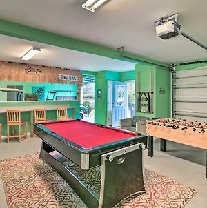 Charming Bermuda Bay Hideaway With Game Room! photos Exterior