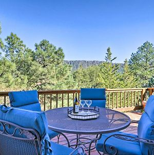 Expansive High Country Hideaway With Mtn Views! photos Exterior