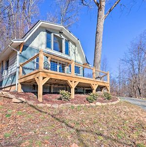 Romantic Canton Retreat With Deck And Mtn Views! photos Exterior