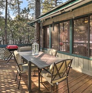 Munds Park Cabin Retreat With Furnished Deck photos Exterior