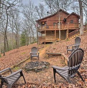 Creekside Cabin With Forest Views And Fire Pit! photos Exterior