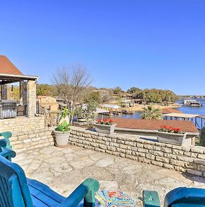 Waterfront Home On Private Lake Granbury Cove photos Exterior