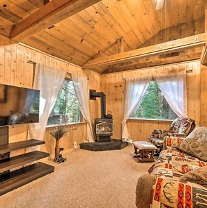 Cabin With Fire Pit Mins To Vineyards And Hiking! photos Exterior
