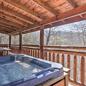 Cozy Log Cabin 7 Mi To Gatlinburg And Pigeon Forge! photos Exterior