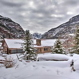 Ouray Cabin With Patio - 3 Miles To Downtown! photos Exterior