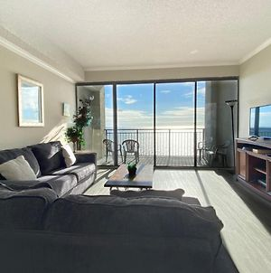 Scenic Views From The Balcony At Ocean Forest Plaza Condos photos Exterior
