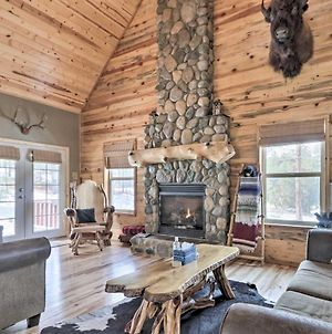 Cozy National Forest Escape With Porch And Games! photos Exterior