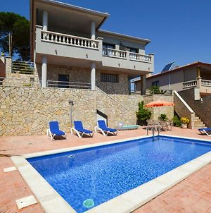Stunning Home In F-17310 Lloret De Mar With Outdoor Swimming Pool, Wifi And 3 Bedrooms photos Exterior
