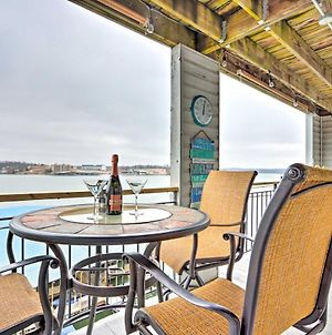 Lakefront Condo With Boat Dock And Pool Access! photos Exterior