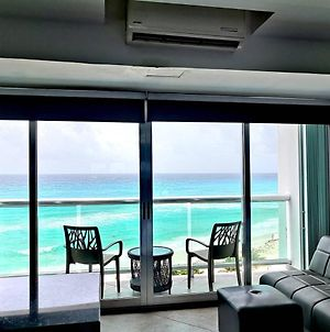 Cancun, Ocean View, Beautiful Aparment, Heart Of The Hotel Zone photos Exterior