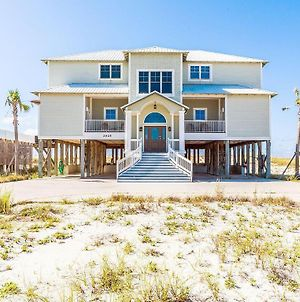 Gulf Front Home W Private Pool. Sleeps Up To 20. photos Exterior