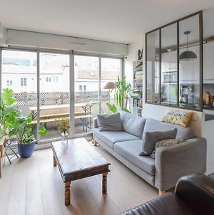 Flat With Balcony In The Republique District photos Exterior