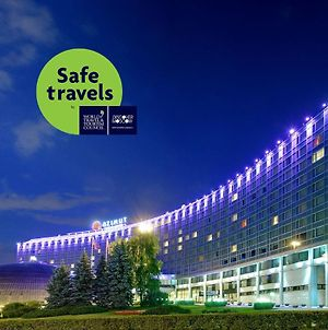 Azimut Hotel Olympic Moscow photos Exterior