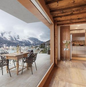 Visionapartments Villas & Luxury Homes St. Moritz photos Exterior