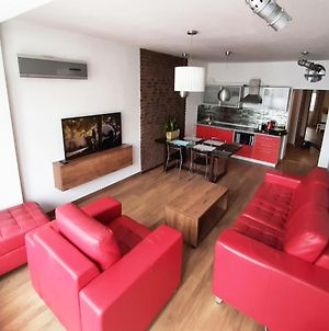 Apartment With One Bedroom At The Center Of Kiev photos Exterior