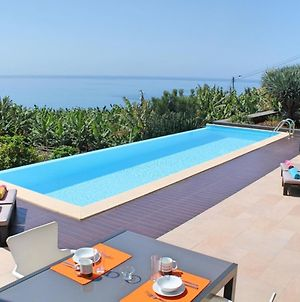 Extravagant Calheta Villa The Designhouse 4 Bedrooms Stunning Sea Views Contemporary Build photos Exterior