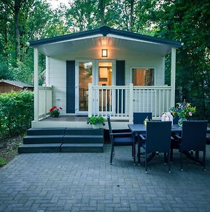 Cozy Tentlodge With Roofed Terrace In A Green Area photos Exterior