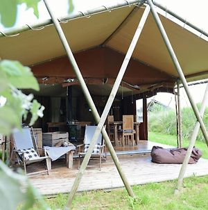 Unique Tent Lodge Located In Callantsoog With Garden photos Exterior
