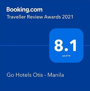 Go Hotels Otis-Manila photos Exterior