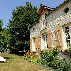 Countryside Cottage In Bligny Champagne With Fenced Garden photos Exterior