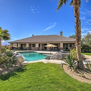 Elegant Palm Springs Villa With Pool And Hot Tub! photos Exterior