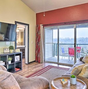 Vibrant Holiday Hills Resort Condo With Balcony photos Exterior