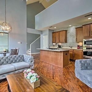 Well-Appointed Houston Home 1 Mile To Midtown photos Exterior