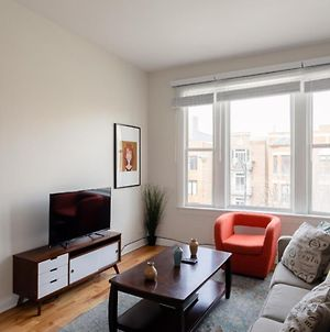 Updated Wicker Park 3Br With W&D By Zencity photos Exterior