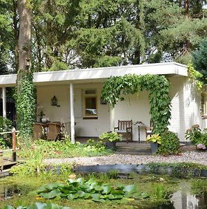 Luxury Bungalow In Drenthe With Pond photos Exterior