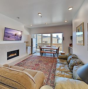 True Ski-In Ski-Out Apex Townhome - Pool & Hot Tub Townhouse photos Exterior