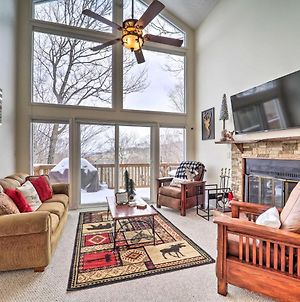 Expansive Ski Home Less Than 1 Mi To Beech Mtn Resort photos Exterior